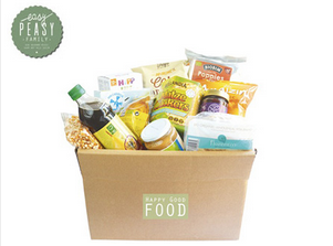 Happy Good Food Easy Peasy Family Box